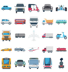 We are offering you a set transport vector