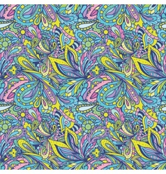 Indian Candy Color Pattern vector image
