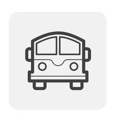 classic car icon vector image