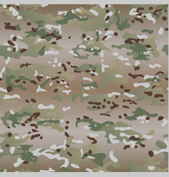 Multicam camouflage seamless patterns vector