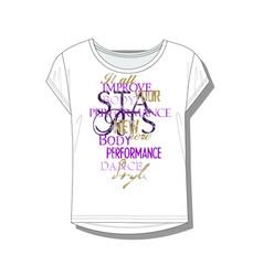 Tshirt graphic vector