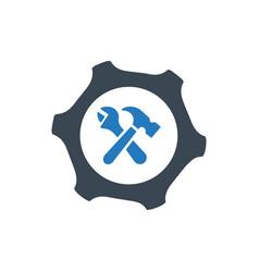 Engineering icon vector