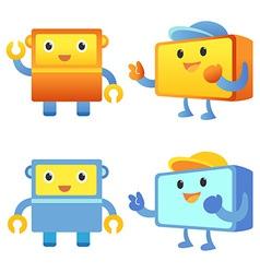 BoxMonkey vector image
