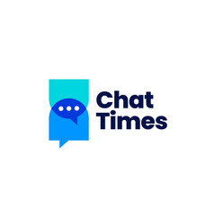chat time hourglass overlapping overlay color vector image