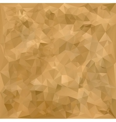 Old geometric polygonal paper texture vector image