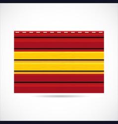 Spain siding produce company icon vector image