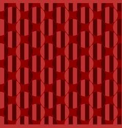 Abstract circle pattern background vector