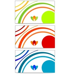 cards vector image