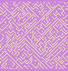 color seamless trendy pattern digital vector image