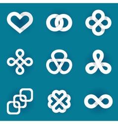 Design logo templates vector
