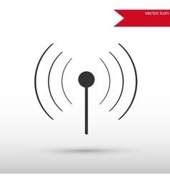 Wireless icon WIFI vector image