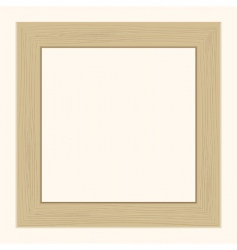 frame for the photos vector image vector image