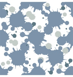 abstract blobs seamless pattern vector image