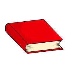 closed book symbol icon design beautiful vector image