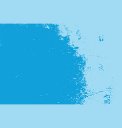 distress blue texture vector image