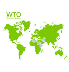 Map wto vector