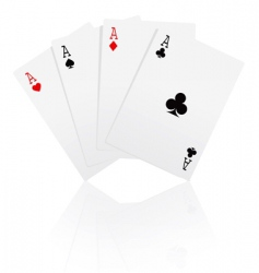 game cards vector image vector image