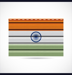 India siding produce company icon vector image vector image