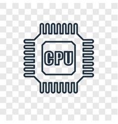 cpu png vector images 31 vectorstock