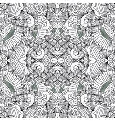 Full frame pattern background against white vector