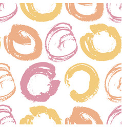 seamless pattern for use in a graphic design vector image vector image