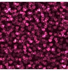 background defocused lights full seamless eps 8 vector image vector image