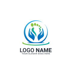 Massage logo design editable logo design vector