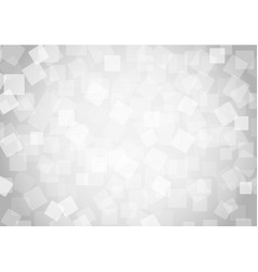 Abstract gray rhombus background vector