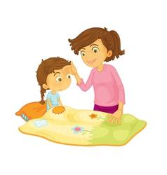 Child vector image