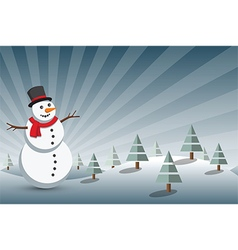 Christmas background2 vector image