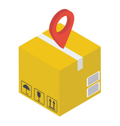 Parcel tracking vector