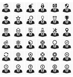 Set of universal icons vector image vector image