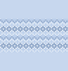 traditional sweater seamless pattern vector image