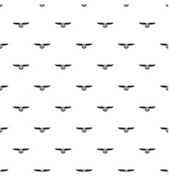 Avia squadron pattern seamless vector