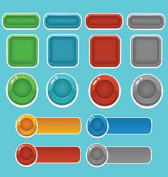 Candy -game-button vector