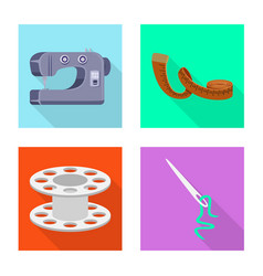 Craft and handcraft icon vector