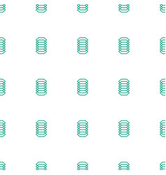 electric circuit icon pattern seamless white vector image