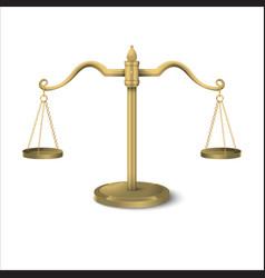equilibrium scales gradient vector image
