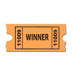 Winner vector