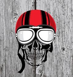 Skull t-shirt design tattoo art vector