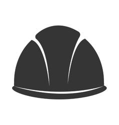 constrcution tool helmet graphic vector image