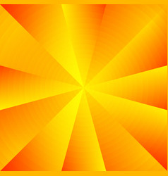 Hot tone abstract background vector