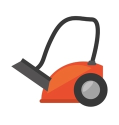 modern vacuum cleaner appliance vector image