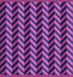 zigzag color lines seamless pattern vector image