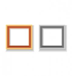 photo frame illustration vector image