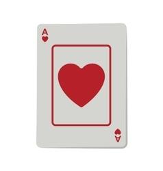Casino poker cards vector