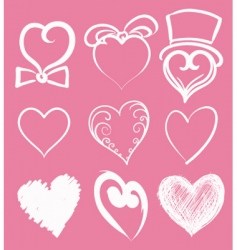 Heart suite vector