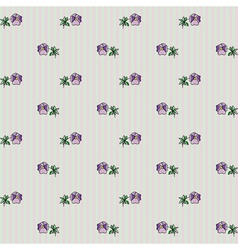 Floral Pattern 9 vector image vector image