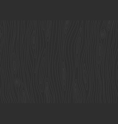 Dark wooden texture wood background vector