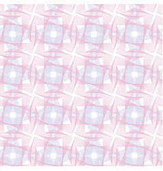 Guilloche seamless pattern color vector